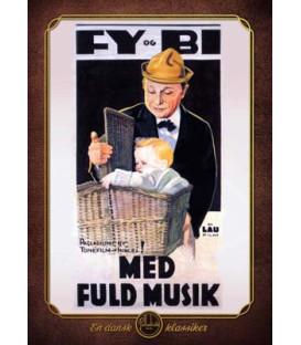 Med fuld musik (Fy og Bi) - DVD