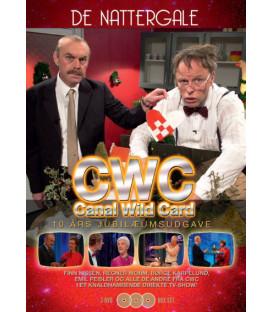 DE NATTERGALE - Canal Wild Card - DVD - BRUGT
