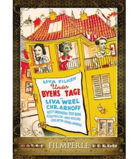 Under Byens Tage - DVD - BRUGT