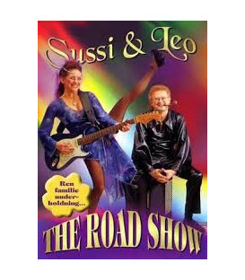 Sussi & Leo: The Road Show - DVD - BRUGT