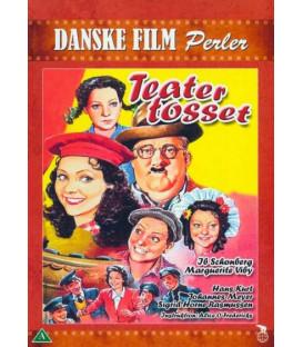 Teatertosset - DVD - BRUGT