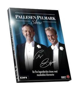 Pallesen Pilmark Show - (2-disc) - BRUGT