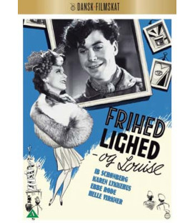 Frihed, Lighed - og Louise - DVD