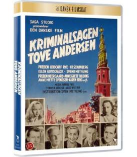 Kriminalsagen Tove Andersen - DVD