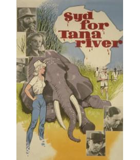 Syd For Tana River (DANSK FILMSKAT) - DVD - NY