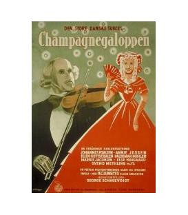 Champagnegaloppen - DVD