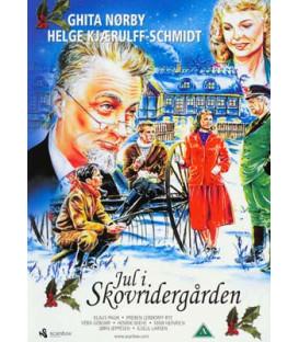 Jul i Skovridergården - DVD - BRUGT