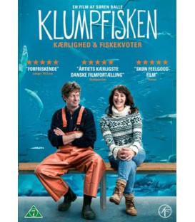 Klumpfisken - DVD - BRUGT