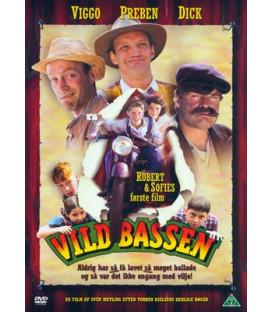 Vildbassen - DVD - BRUGT