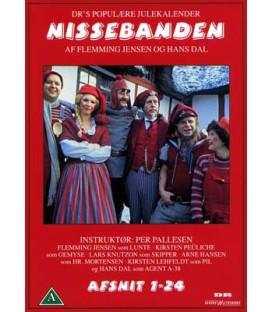 Nissebanden (3-disc) - DVD - BRUGT