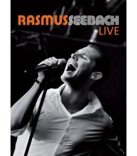 Rasmus Seebach Live - DVD+CD - BRUGT