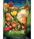 Arthur og Minimoyserne - DVD - BRUGT