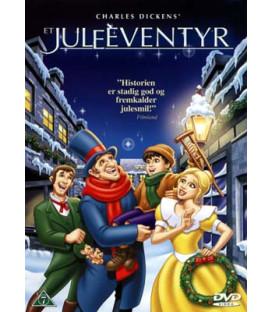 Et JuleEventyr (Animation) - DVD - BRUGT