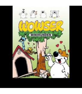 Wowser Minihunden - DVD - BRUGT