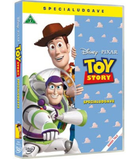 Toy Story (Specialudgave) (Disney) - DVD - BRUGT