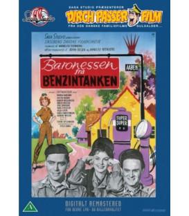 Baronessen Fra Benzintanken - DVD - BRUGT