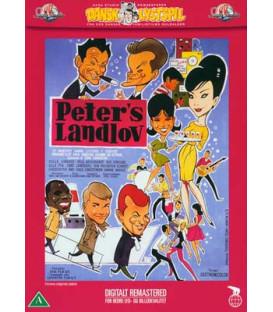 Peter's Landlov - DVD - BRUGT