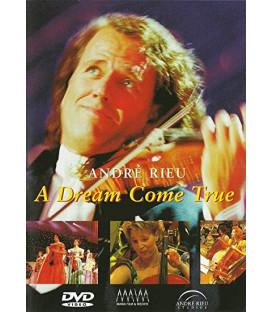Andre Rieu - A Dream Come True - DVD - BRUGT