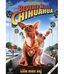 Beverly Hills Chihuahua - Disney - DVD - BRUGT