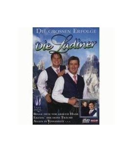 Die Ladiner - Die Grossen Erfolge - DVD - BRUGT