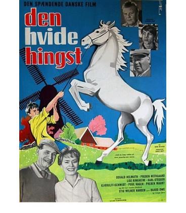 Den Hvide Hingst - DVD - Udkommer 28/5-2020