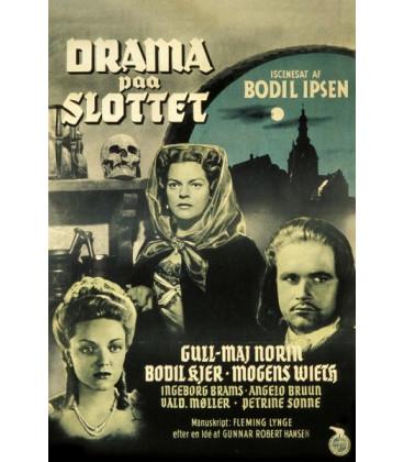 Drama På Slottet - DVD - Udkommer 28/5-2020