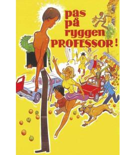 Pas På Ryggen Professor - DVD - Nyhed maj 2020