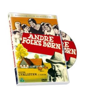 Andre Folks Børn - DVD - BRUGT