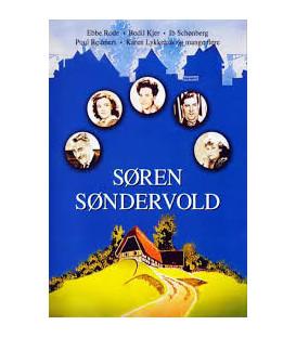 Søren Søndervold - DVD - BRUGT