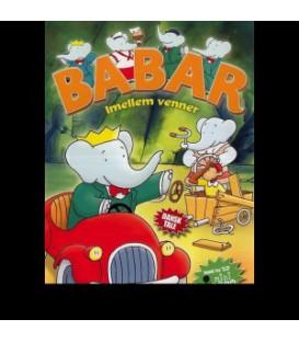 Babar 06: Imellem Venner - DVD - BRUGT