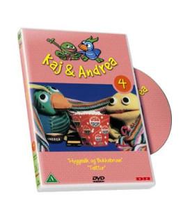 Kaj & Andrea 4 - DVD - BRUGT