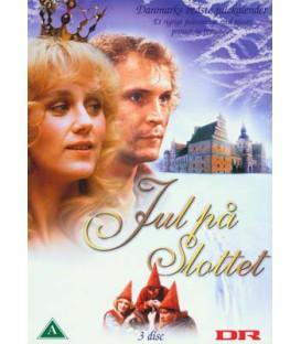 Jul På Slottet - DR Julekalender 3 DVD - BRUGT