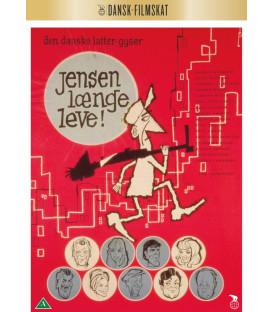 Jensen Længe Leve! - DVD - Udgivet juni 2020