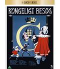 Kongeligt Besøg - DVD - Udgivet juni 2020