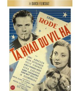 Ta', Hvad Du Vil Ha' - DVD - Nyhed juni 2020