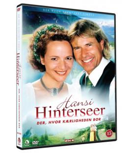 HANSI HINTERSEER - Der, Hvor Kærligheden Bor - DVD