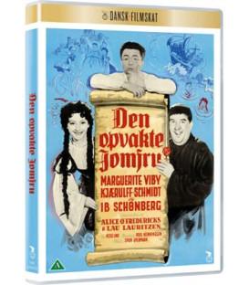 Den opvakte jomfru - DVD