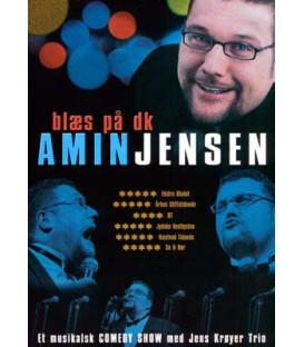 Amin Jensen: Blæs på DK - DVD - BRUGT