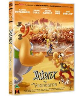 Asterix og Vikingerne - DVD - BRUGT