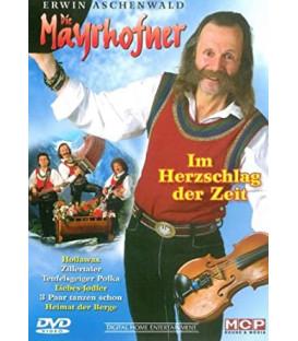 Die Mayrhofner - Im Herzschlag der Zeit - DVD - BRUGT