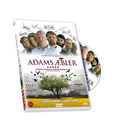 Adams Æbler - DVD - BRUGT