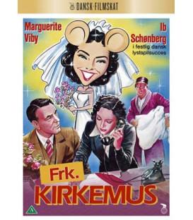 Frk. Kirkemus -DVD - Nyhed august 2020 - Er på lager