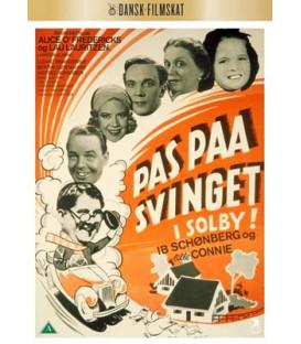 Pas på svinget i Solby - DVD - Nyhed august 2020 - Er på lager