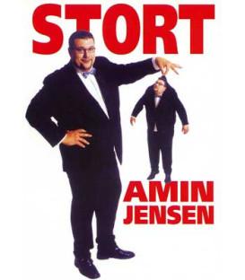 Amin Jensen: Stort - DVD - BRUGT