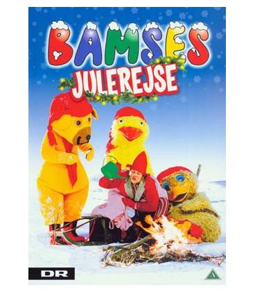 Bamses Julerejse (2-disc) - DVD - BRUGT