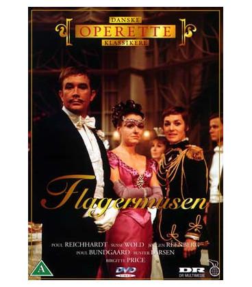 Flagermusen Operette - DVD - BRUGT