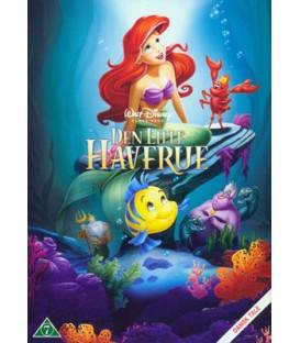 Den lille Havfrue (Walt Disney) - DVD - BRUGT