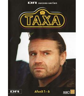 TAXA AFSNIT 1-6 OG AFSNIT 7-11 2 DVD - BRUGT