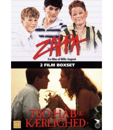 ZAPPA + TRO, HÅB & KÆRLIGHED 2 DVD