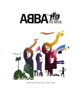 Abba the Movie - DVD - BRUGT